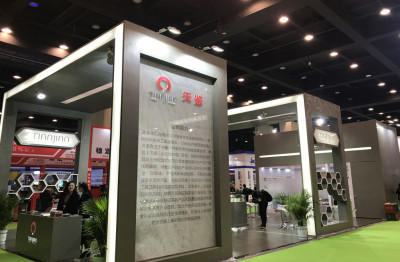 Tianjian attended the 2018 China Diamond Wire Cutting Exhibition